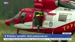 Telá dvoch uviaznutých mužov vytiahli, pomáhali aj Slováci