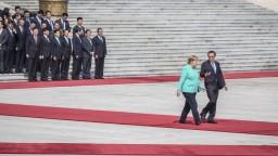 Nemecká kancelárka prišla do Číny, hlavnou témou je obchod