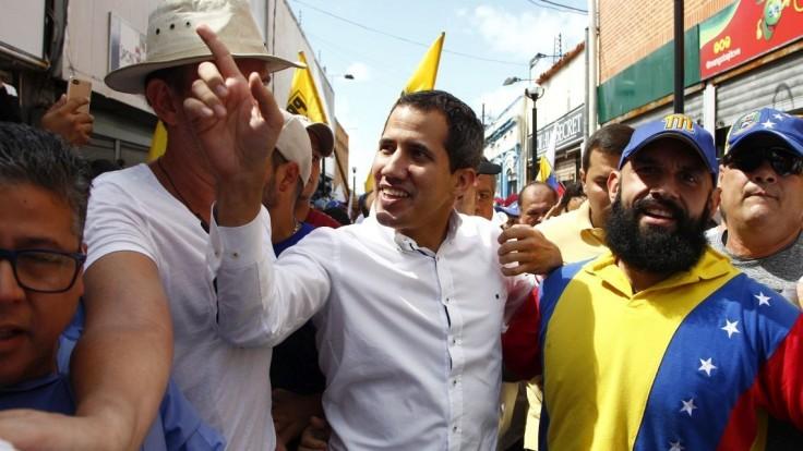 Vlastizrada? Venezuelská prokuratúra chce obviniť Guaidóa