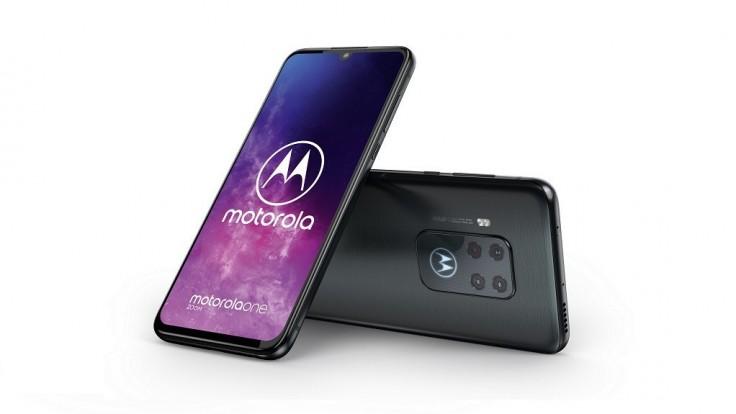 Motorola one zoom prichádza s pôsobivou technológiou štyroch kamier
