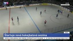 Štartuje nová hokejbalová sezóna, 32. ročník prinesie veľké zmeny