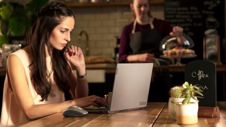 Nové notebooky ThinkBook sú prispôsobené dnešnej pracovnej sile