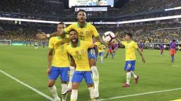 Neymar po návrate pomohol tímu. Brazília remizovala s Kolumbiou