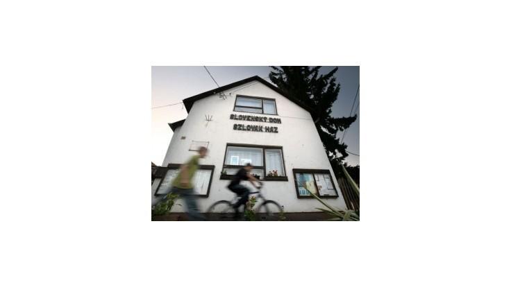 Slovenský dom v Mlynkoch sa dofinancuje, polovicu poskytnú Maďari