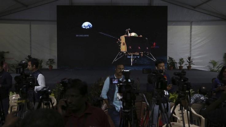 Našli stratený modul, ktorý vyslala India na preskúmanie Mesiaca