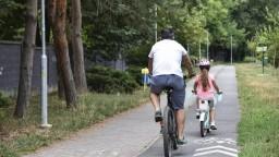 Samospráva vybudovala ďalšiu časť cyklotrasy, plánuje posledný úsek