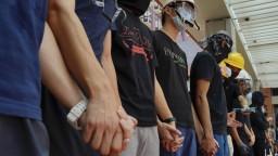 Protestujúci v Hongkongu prosia Trumpa o oslobodenie ich mesta