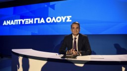 Grécko už nie je čiernou ovcou Európy, tvrdí premiér Mitsotakis