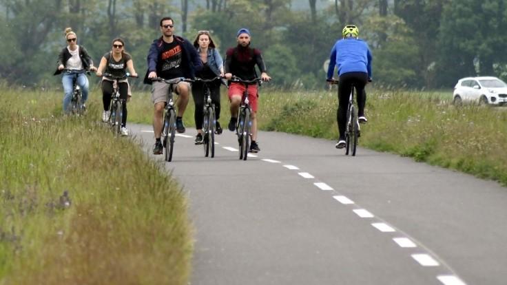 Cyklisti dostanú milióny na projekty, vyhlásili veľkú výzvu