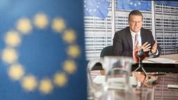 Zverejnili, čo bude mať Šefčovič na starosti v Európskej komisii