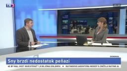 HOSŤ V ŠTÚDIU: Riaditeľ agentúry Focus M. Slosiarik o peniazoch na plnenie si snov