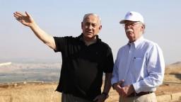 Netanjahu chce anektovať Predjordánsko, podmienkou sú voľby