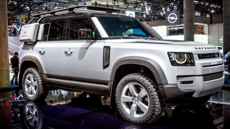Nový Land Rover Defender z Nitry je konečne tu!
