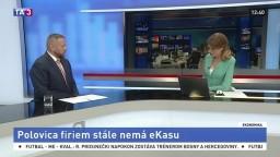 HOSŤ V ŠTÚDIU: L. Hanniker z FS SR o projekte eKasa
