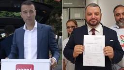 Vznikajú dve nové strany, podpisy odovzdali Drucker i Chmelár