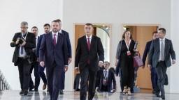 TB predstaviteľov krajín V4 o stretnutí s partnermi zo západného Balkánu