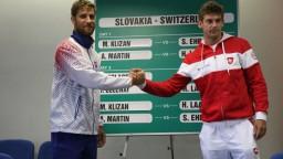 Proti Švajčiarom začne Kližan, dvojkou tímu bude Martin