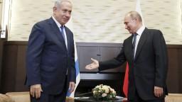 Netanjahu zavítal do Ruska, podpory od Putina sa nedočkal