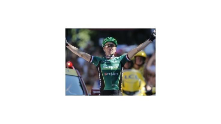 V kráľovskej 16. etape triumf Francúza Voecklera