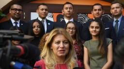 Čaputová sa stretla s úspešnými rómskymi študentmi