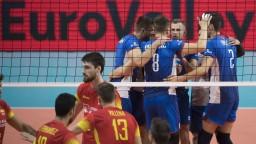 Volejbalisti odštartovali ME triumfom, v Bruseli zdolali Španielsko