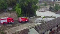 Silné dažde spôsobili v Španielsku chaos, povolali aj armádu
