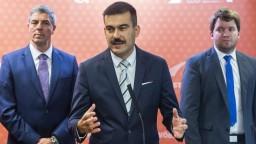 Most sa nerozpadá, tvrdí Bugár. Zvolili nových podpredsedov