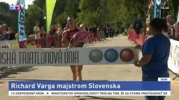 Varga potvrdil svoju pozíciu, stal sa majstrom Slovenska