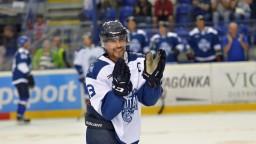 Legenda popradského hokeja Arne Kroták sa lúčil s kariérou