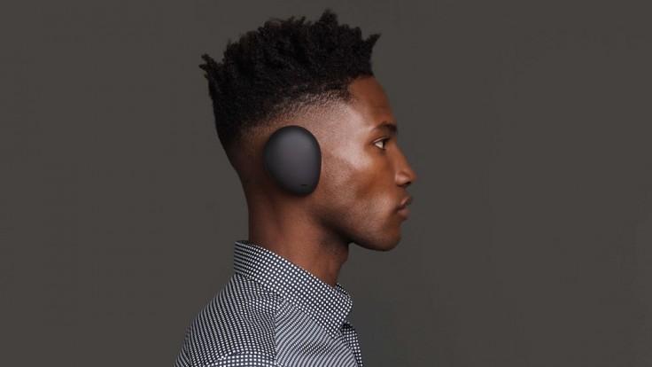 Slúchadlá Human bez spojovacieho ramena držia samé na ušiach