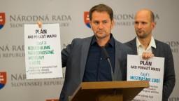 Matovič otvára kandidátku menšinám, pozýva rokovať i SMK