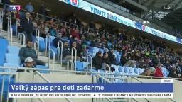 Slovan na zápas bez divákov pozýva deti z celého Slovenska
