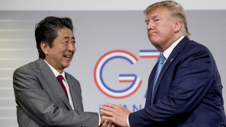 USA sa obracajú k Japonsku, Trump oznámil obchodnú dohodu