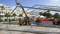 K Bermudám sa blíži hurikán, vláda povolala na pomoc armádu
