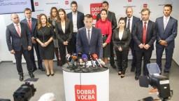 Odídenci od bugárovcov idú do Druckerovej novej strany