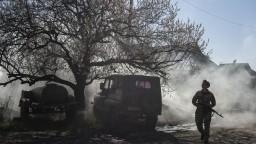 Ukrajinskí vojaci v Donecku zajali veľkú rybu, tvrdí aktivista
