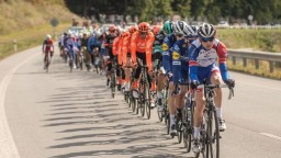 V 2. etape Okolo Slovenska vyhral Grosu, vyfúkol triumf favoritom