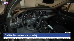 Radnica predáva luxusnú limuzínu, má s ňou morálny problém