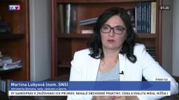 ŠTÚDIO TA3: Ministerka M. Lubyová a analytička M. Hapalová o prideľovaní asistentov