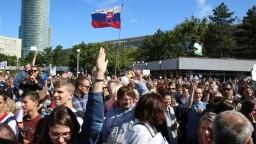 Na Pochod za život prišli desaťtisíce ľudí, chcú chrániť nenarodených