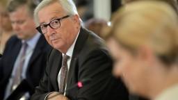Juncker je presvedčený o odchode Británie, veľa optimizmu mu neostalo