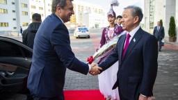 Danko je v Kazachstane, pre EÚ má symbolický odkaz