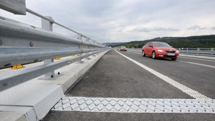 Na časti D1 idú testovať premávku vo vysokých rýchlostiach