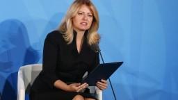 Musíme zmeniť spôsob života, vyzvala Čaputová na summite OSN