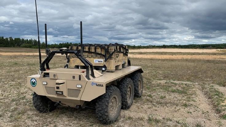 Koaličné robotické konvoje ako budúcnosť vojenskej logistiky