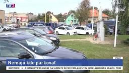 Návštevníci kultúrnej pamiatky majú problém, nemajú kde parkovať