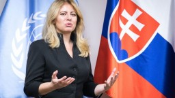 Prezidentka v New Yorku navštívila Slovákov, ktorí pracujú v OSN