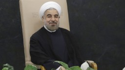 Kam prišli USA, tam sa šíril terorizmus, vyhlásil iránsky prezident