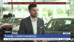Expert na inovácie S. Gálik o trendoch v elektromobilite