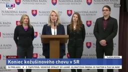 TB E. Antošovej, A. Demetrianovej, M. Smreka a S. Čanovej o konci kožušinového chovu